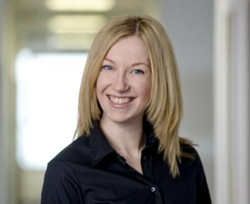 Christine Oertel, Leitung Personal und Kommunikation bei in-tech