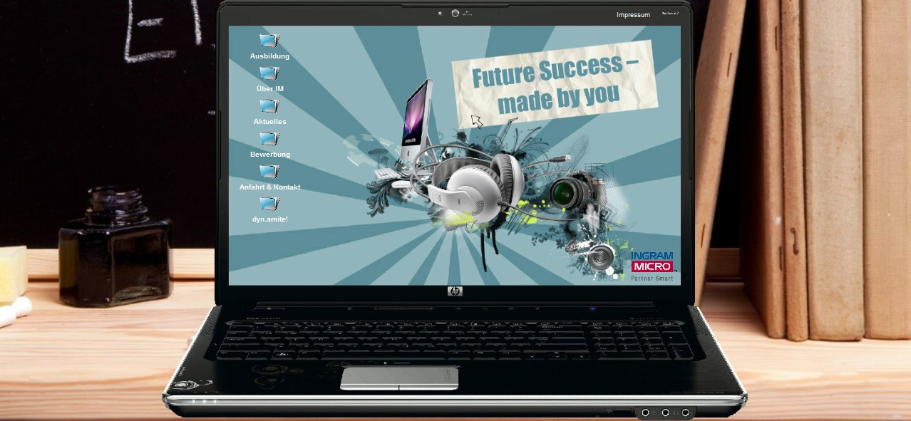 Future Success - made by you! - und Fälschung. Oder umgekehrt?