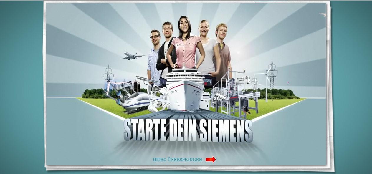 Starte dein Siemens - Original