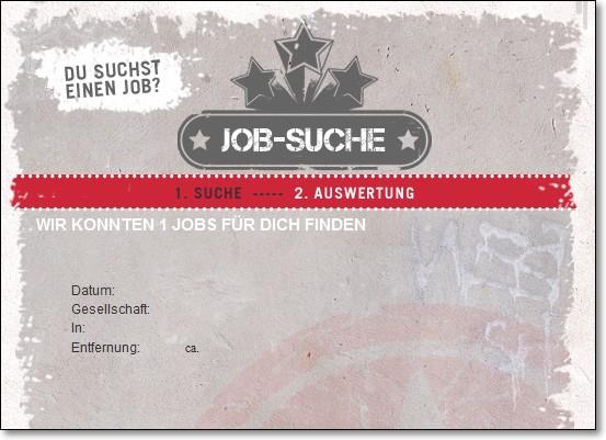Jobergebnisse auf der REWElution-Seite