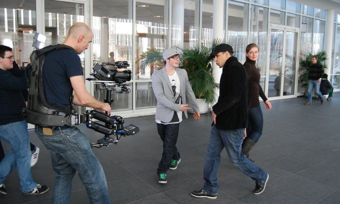 Making of: Recruiting-Video BMW Praktikum Rap - Marvin in Action