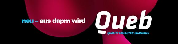 """Aus Raider wird jetzt Twix, sondern ändert sich nix. Hoppla, meinte natürlich """"aus dapm wird jetzt queb"""" - Quelle: queb.org"""