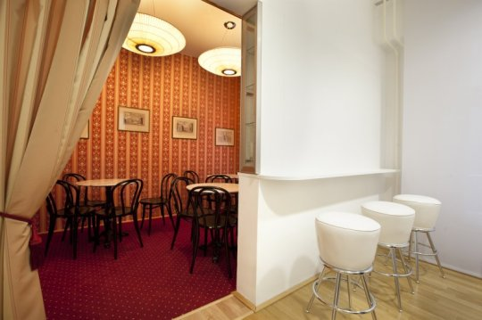 Café Sacher im kununu-Quartier - Quelle: kununu